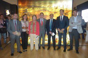 Diputación de Guadalajara colabora con la exposición sobre Cisneros inaugurada hoy en la Universidad de Alcalá