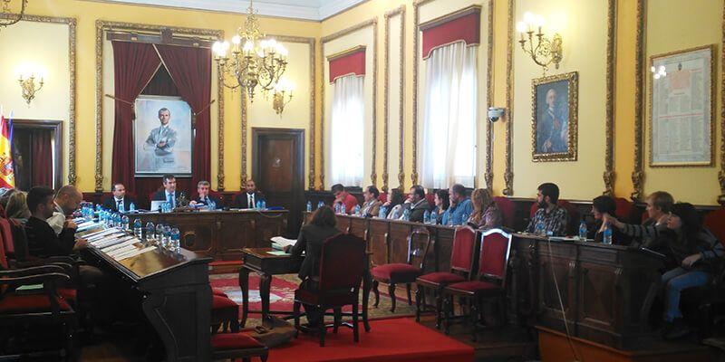 El Ayuntamiento de Guadalajara fomentará el deporte de calle gracias a la iniciativa de Ahora Guadalajara