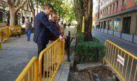 El Ayuntamiento de Guadalajara mejora la seguridad en el Paseo Fernández Iparraguirre