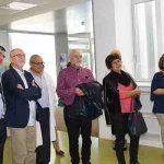 El Centro de Especialidades de Cuenca acoge una exposición de 57 obras de nueve artistas del Centro Ocupacional de Las Pedroñeras
