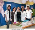 El Centro de Salud de El Ferial se suma a la celebración del Día contra el Cáncer de Mama con actos y mesas informativas