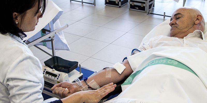 El Colegio de Enfermería de Guadalajara organiza su II Maratón de Donación de Sangre el próximo 15 de noviembre
