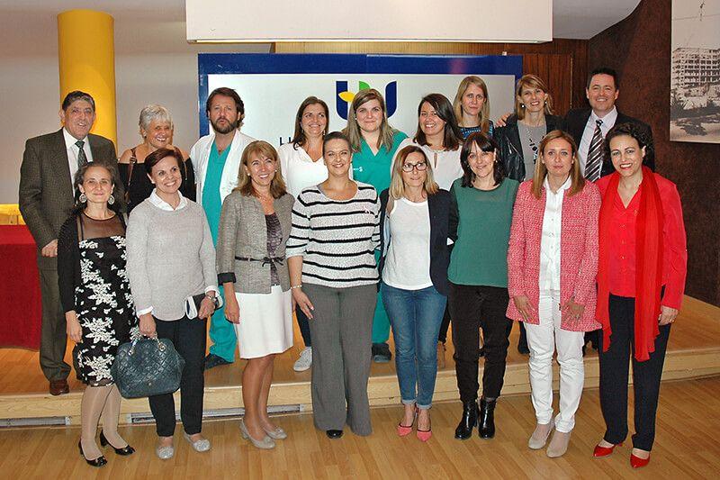 El Hospital de Guadalajara reúne a profesionales, pacientes y familiares en torno a novedades y experiencias sobre el cáncer de mama