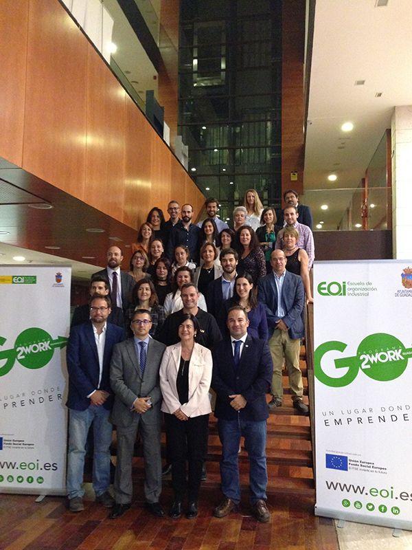 El III Espacio Coworking de Guadalajara ayuda a despegar a nuevos emprendedores