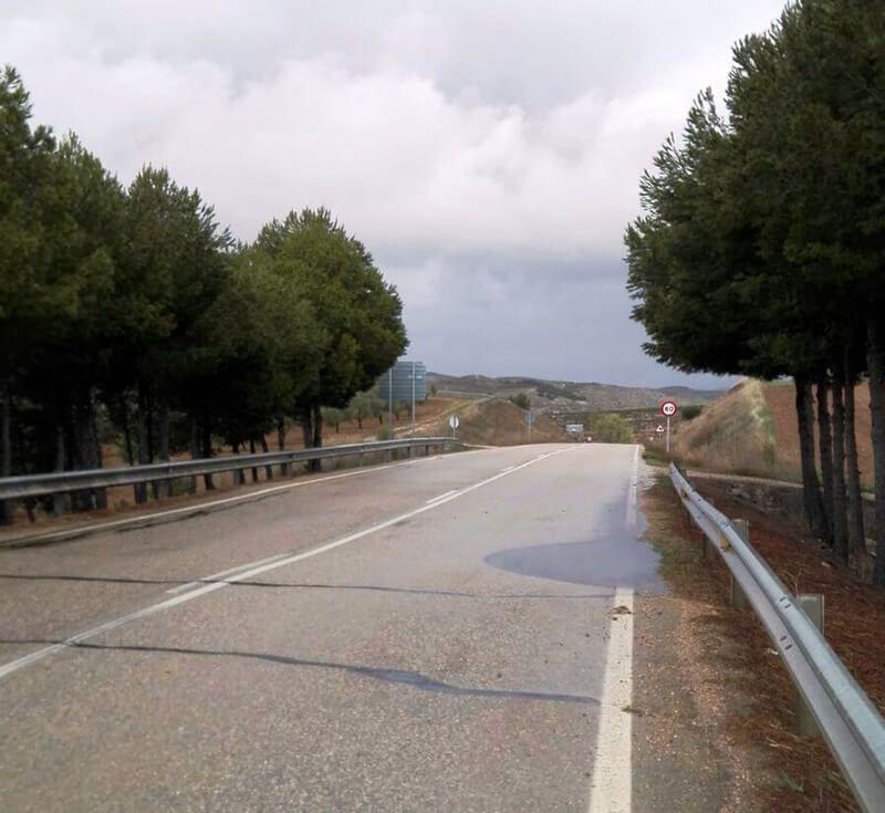 El PP de Barajas de Melo consigue el apoyo del PSOE para pedir a la Junta que arregle las carreteras CM-200 y la CM-2026