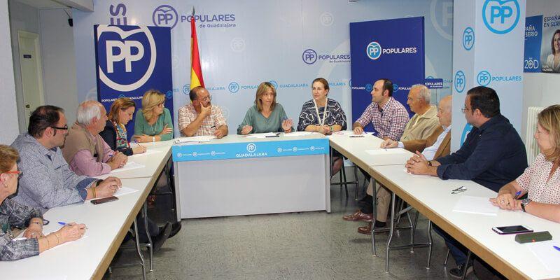 """El PP exige a Page """"actuaciones urgentes que acaben con las largas listas de espera sanitarias"""""""