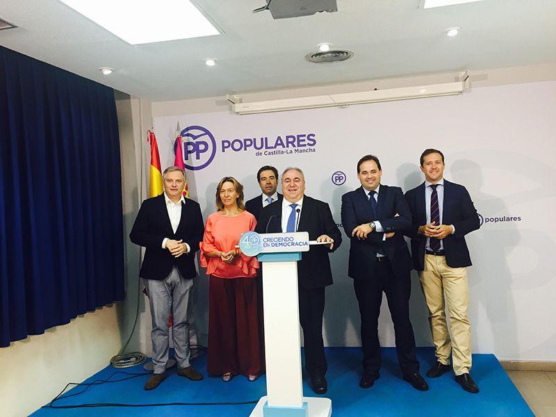 El PP presenta 50 propuestas y soluciones para crear más empleo y bienestar social en Castilla-La Mancha