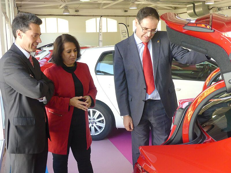 El VIII Salón del Vehículo de Ocasión de Cuenca abre sus puertas con récord de vehículos a disposición de los clientes