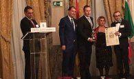 El abogado conquense Pedro Albares, galardonado con el International Award Talent and Professionals