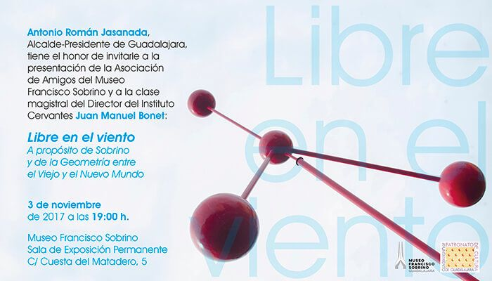 El director del Instituto Cervantes ofrecerá una conferencia en el Museo Francisco Sobrino