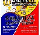 El domingo 22, VI Escarcha Xtreme, última prueba del Circuito MTB Diputación de Guadalajara