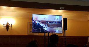 El jurado popular de Morate rechaza celebrar el juicio a puerta cerrada
