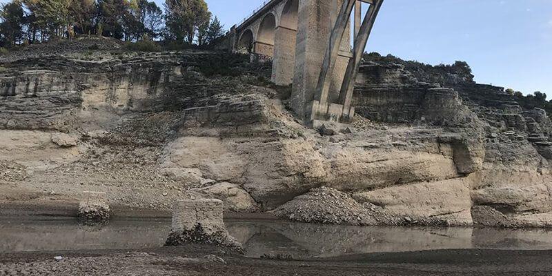 El río Tajo, como símbolo de la unidad resquebrajada de España