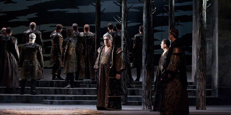 El sábado, 4 de noviembre, ópera de altura en el Buero Vallejo