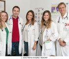 El servicio de Pediatría del Hospital de Guadalajara, premiado por un trabajo sobre factores que podrían favorecer la alergia a la leche de vaca