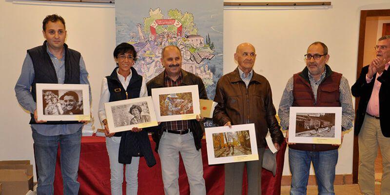 Entregados los premios del VI Certamen de Fotografía de Gentes de Brihuega
