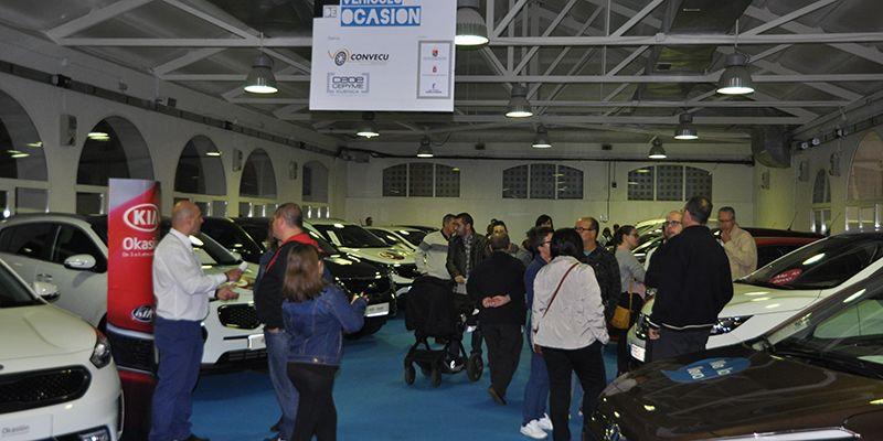 Este viernes comienza el VIII Salón del Vehículo de Ocasión en Cuenca con grandes oportunidades