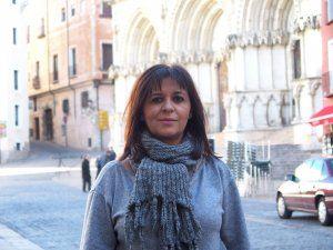 Esther Martínez exige a la Junta más inversión en los colegios de Primaria de Cuenca