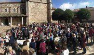 Fuentenovilla ha acogido la celebración del Día Nacional del Ama de Casa en Guadalajara