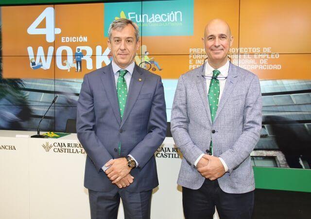 Fundación Caja Rural CLM presenta la IV edición de 'Workin'