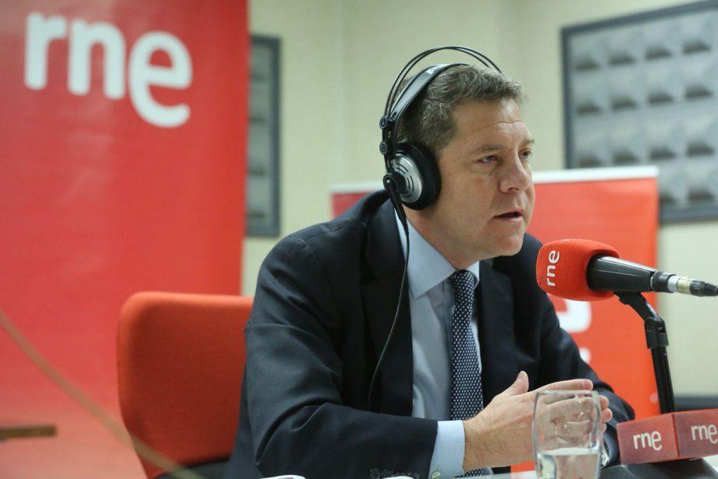 García-Page se aleja de Podemos y defiende la aplicación del 155 y suspender la autonomía de Cataluña si es necesario