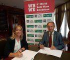 Globalcaja y la WBWE renuevan su apuesta por la promoción del vino de C-LM