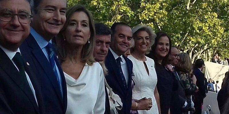 """Gregorio """"Hoy más que nunca renovamos la vocación de fortalecer la España Constitucional comprometida con la justicia, la igualdad y la libertad"""""""
