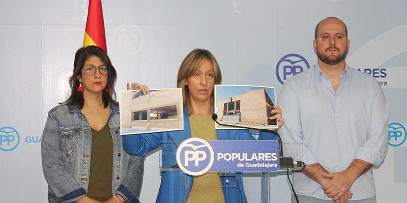 """Guarinos """"Page debe empezar a pensar en los intereses de Guadalajara, provincia a la que siempre ha tenido olvidada y marginad"""""""