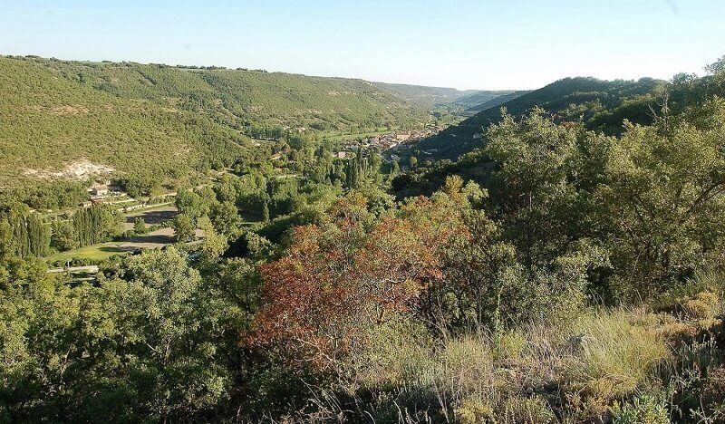 Iniciado el procedimiento administrativo para la declaración del Paisaje Protegido 'Valle del río Ungría'