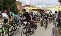 Javier Arellano y Carla Fernández conquistaron en Horcajo de Santiago la III Marcha MTB 'Tierra de Vítor'