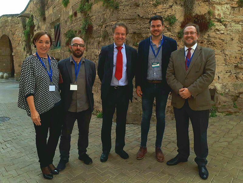 Julián Huete asiste al XI Encuentro de Gestores de Patrimonio Mundial