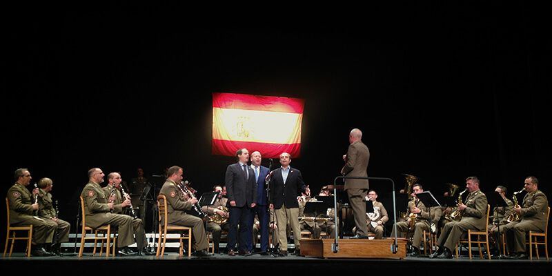 La Fundación Globalcaja Cuenca, reconocida por la Subdelegacion de Defensa de Cuenca