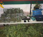 La Guardia Civil detiene a cuatro personas por vender marihuana en varias localidades de Cuenca