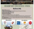 La II Marcha Naturaleza y Patrimonio de Cuenca recorrerá el próximo sábado una ruta de interés deportivo y paisajístico