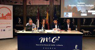 La Junta prepara una campaña de promoción del Parque Astronómico de la Serranía de Cuenca