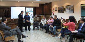 La integración laboral de Guadanetwork celebra su noveno encuentro en Alovera