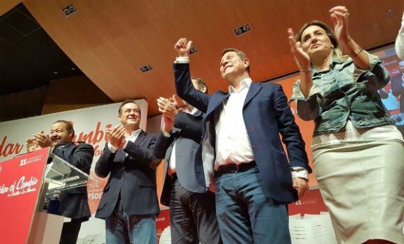 La nueva ejecutiva del PSOE regional se renueva en un 82 por ciento