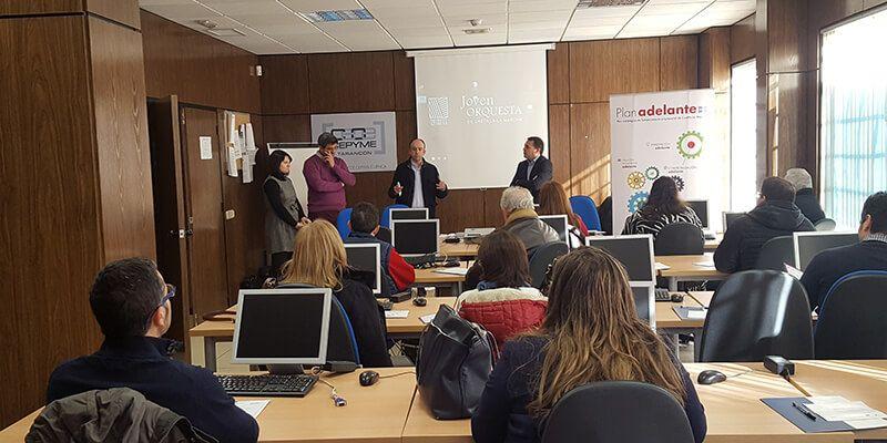 Las sedes de ACESANC y CEOE-Cepyme Tarancón acogerán jornadas sobre las subvenciones Adelante Inversión