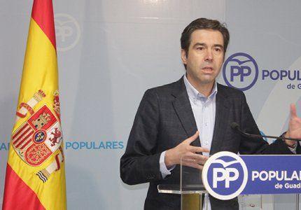 """Lorenzo Robisco """"Guadalajara es el patito feo de Castilla-La Mancha para Page"""""""