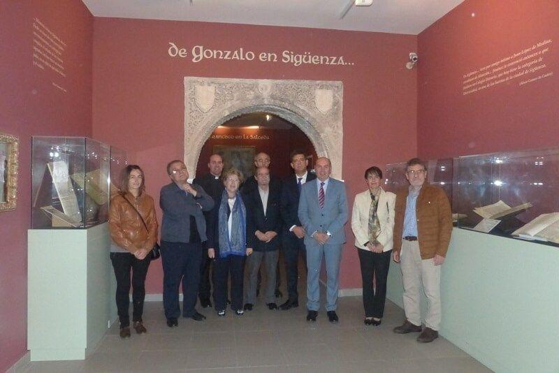 Más de 11.000 personas han visitado ya la exposición de Cisneros en Sigüenza que se prorroga hasta el 10 de diciembre