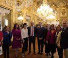 Marta Segarra felicita a León y adelanta que el lema #CuencaSabeBien va a continuar para nuevos proyectos