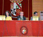 """Mayor Zaragoza aboga en la UCLM por un """"nuevo concepto de seguridad"""" que priorice la dignidad humana"""