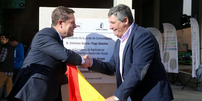 """Page anima a las cooperativas a acogerse a la nueva convocatoria de ayudas FOCAL por valor de 60 millones de euros """"para seguir creciendo"""""""