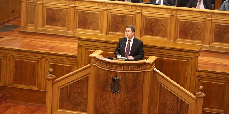 """Page invita al Grupo Parlamentario Popular a superar el complejo de que hace dos años """"perdieron las elecciones"""""""