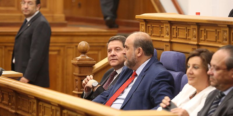 Page muestra su lealtad a las instituciones del Estado y al Gobierno de España ante la situación de Cataluña