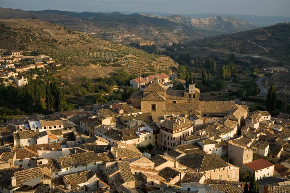 Raíces de Santa Teresa en Pastrana hace 32 años: Santa Teresa tenía pecados, se tiró a la zarza y así se llevó todas las espinas. | Liberal de Castilla