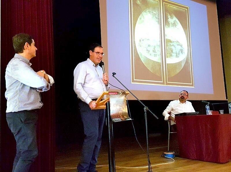 Prieto clausura el ciclo de conferencias de las III Jornadas sobre Cultura y Religión de Torrejoncillo del Rey