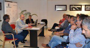La Junta informa a productores de espárragos de Guadalajara sobre ayudas y posibilidades de ser una marca común
