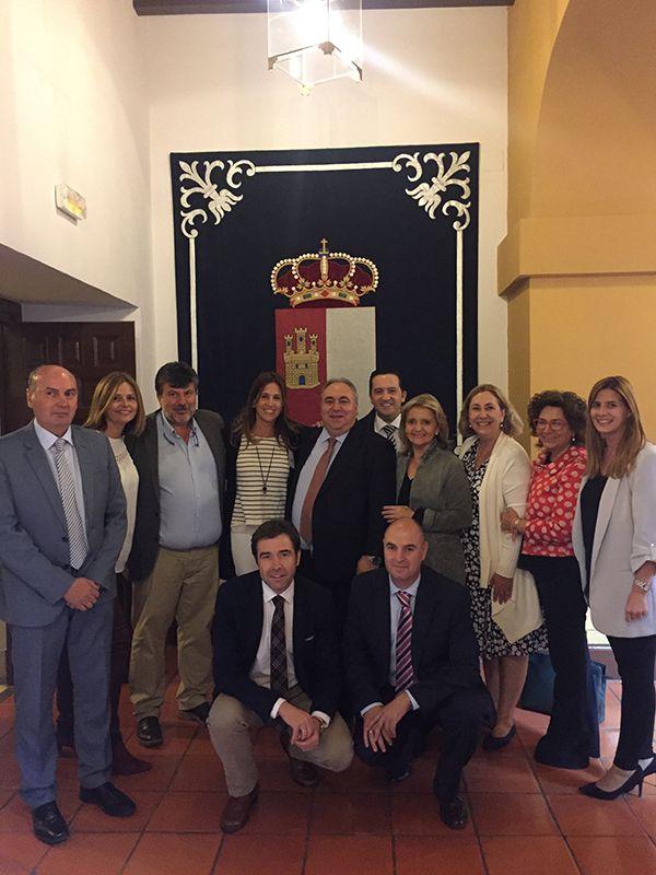 """Romero """"Las políticas de PSOE-Podemos frenan el desarrollo de Castilla-La Mancha"""""""