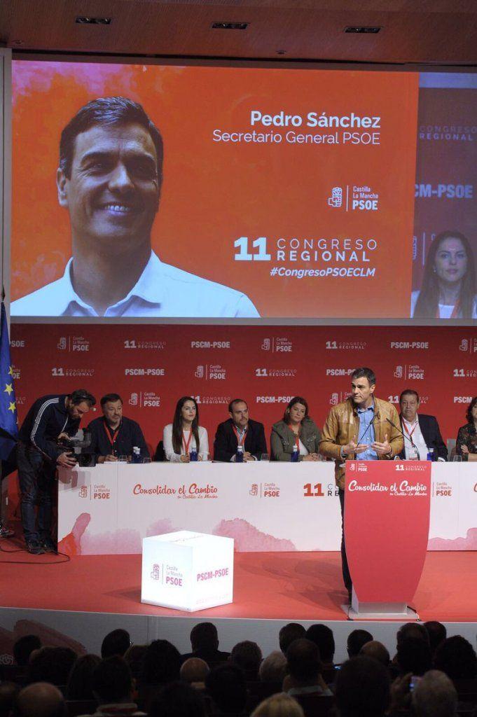 Sánchez perdona a Page y avala su reelección como secretario regional del PSOE